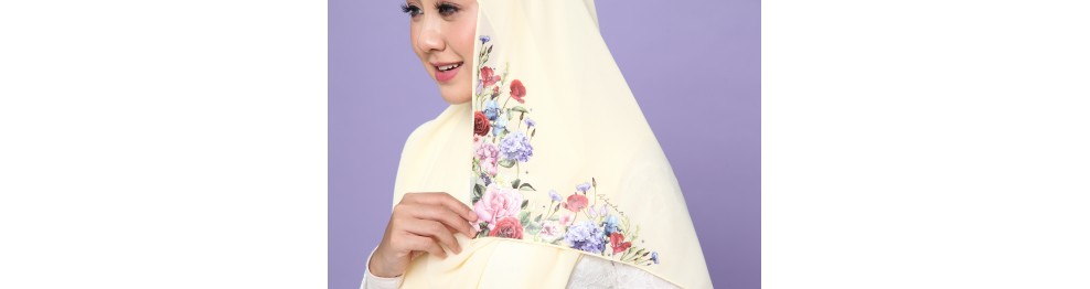 Blooming 2.0 Instant Shawl
